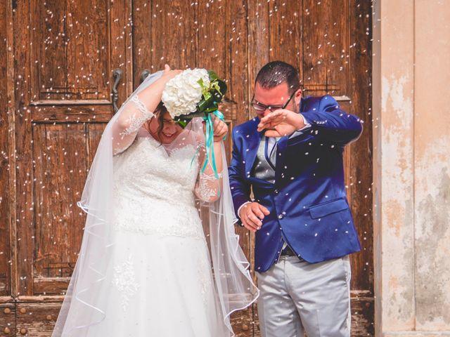 Il matrimonio di Alessandro e Irene a Piadena, Cremona 15