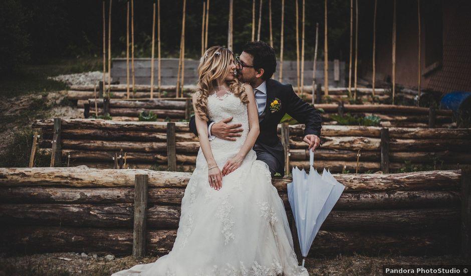 Il matrimonio di Etienne e Carola a Cortazzone, Asti