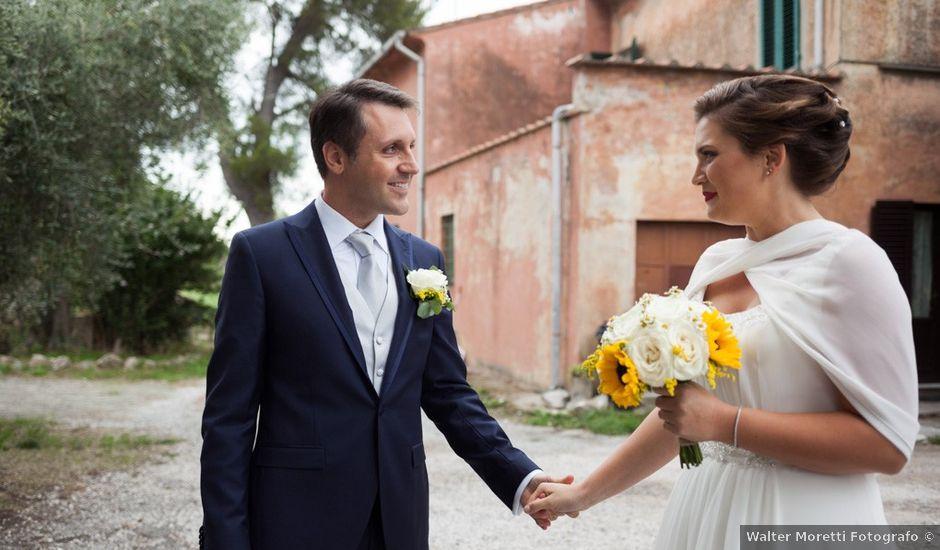 Il matrimonio di Luca e Irene a Pisa, Pisa