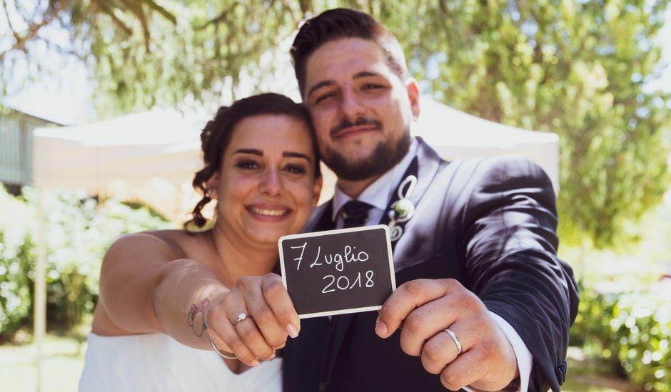 Il matrimonio di Christian e Angela a Montiglio Monferrato, Asti