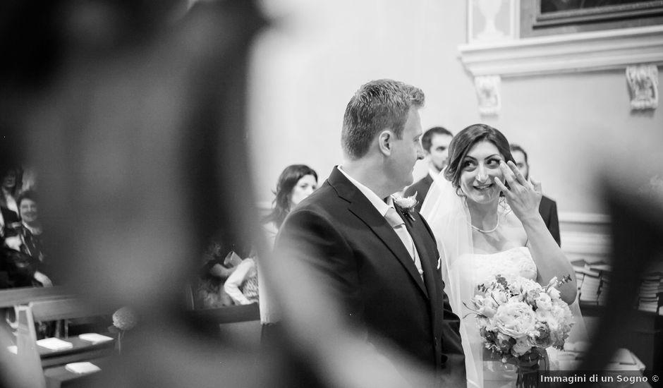 Il matrimonio di Mattia e Debora a Crema, Cremona