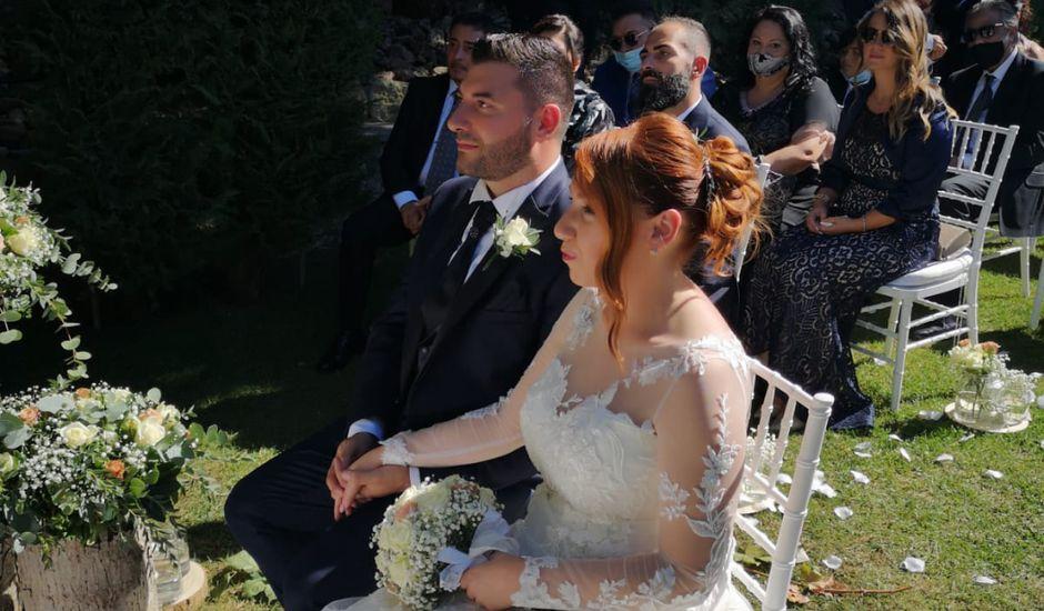 Il matrimonio di Pasquale  e Gessica  a Mendicino, Cosenza