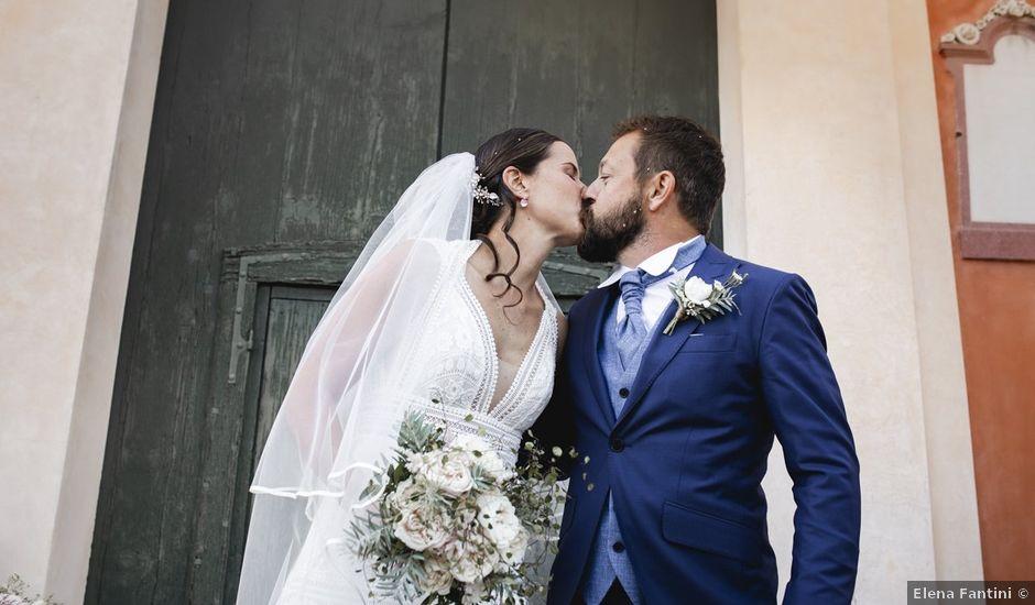 Il matrimonio di Manuele e Francesca a Bibbiano, Reggio Emilia
