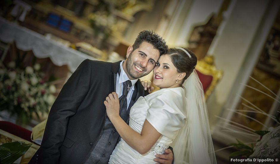 Il matrimonio di Antonio e Linda a Lercara Friddi, Palermo