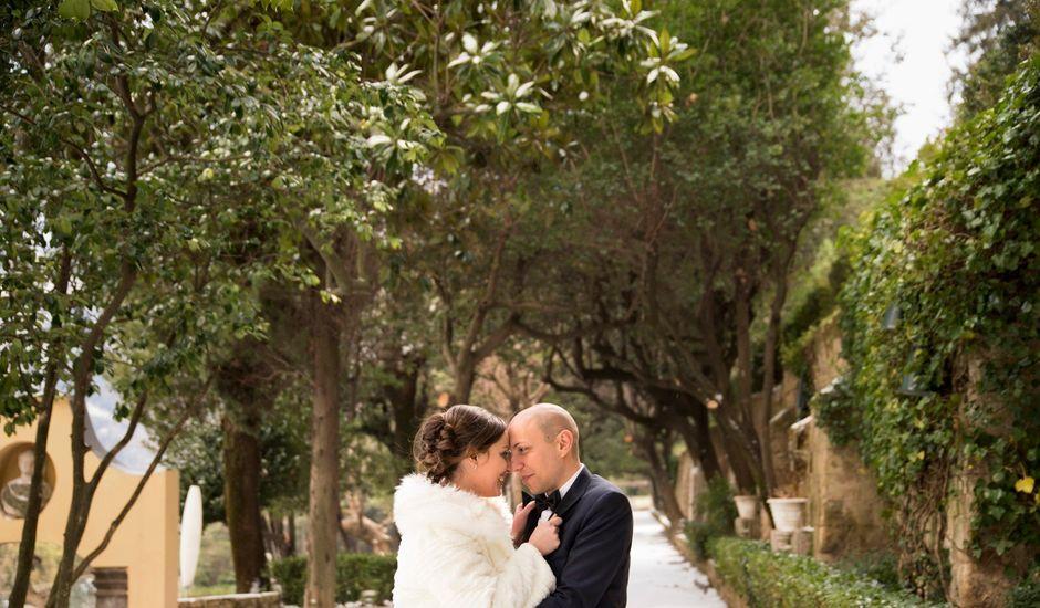 Il matrimonio di Stefano e Sara a Castel San Giorgio, Salerno