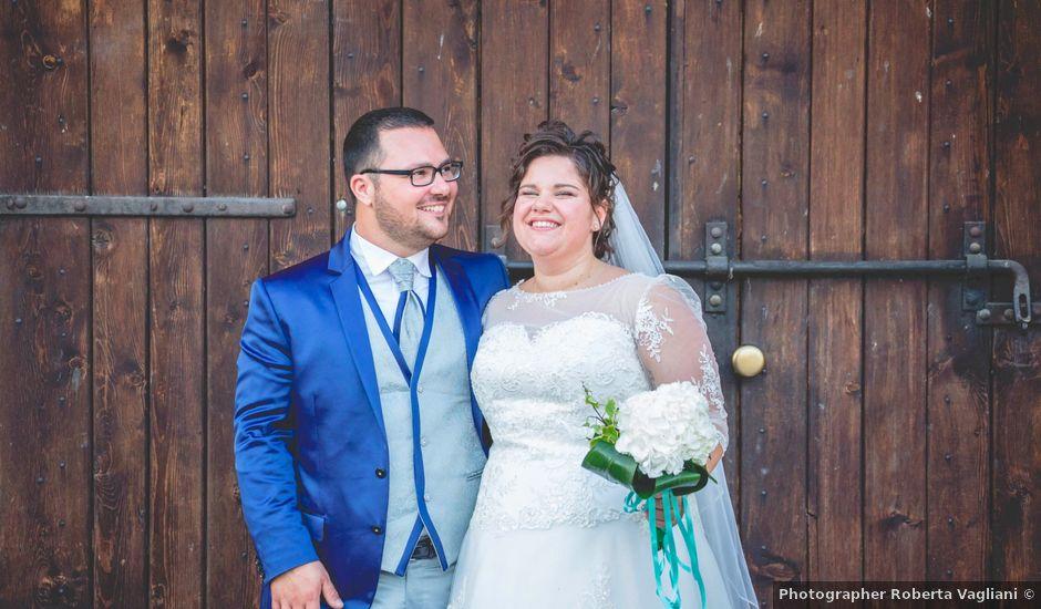 Il matrimonio di Alessandro e Irene a Piadena, Cremona