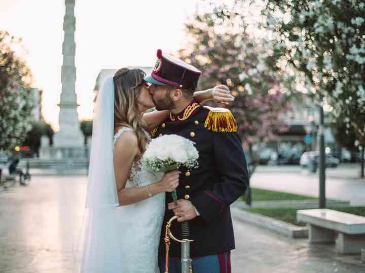 Le nozze di Luana e Giacomo