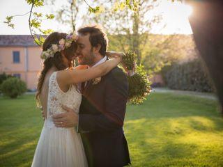 Le nozze di Ste e Fra
