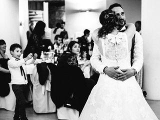 Le nozze di Benedetta e Cristian