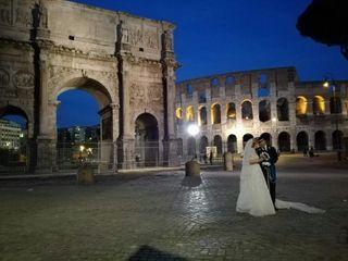 Le nozze di Rosemarie e Antonio
