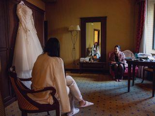 Le nozze di Alessandra e Walter 1