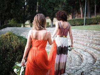 Le nozze di Chiara e Erika