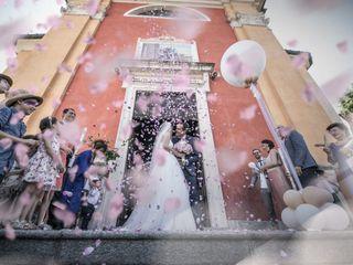 Le nozze di Ylenia e Pierre 1