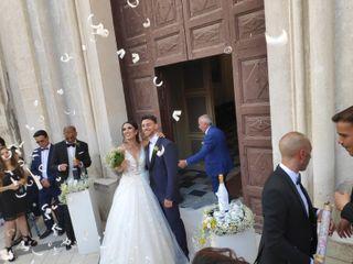 Le nozze di Francesca e Jerry  2
