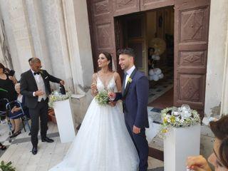 Le nozze di Francesca e Jerry