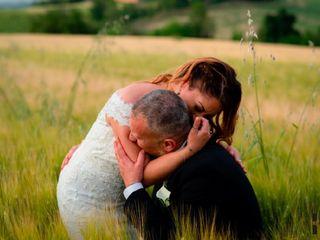 Le nozze di Patrizia e Luca