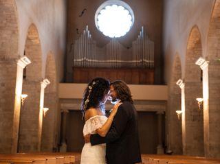 Le nozze di Alda e Luciano