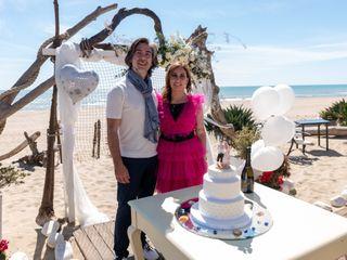 Le nozze di Claudia e Luca 3