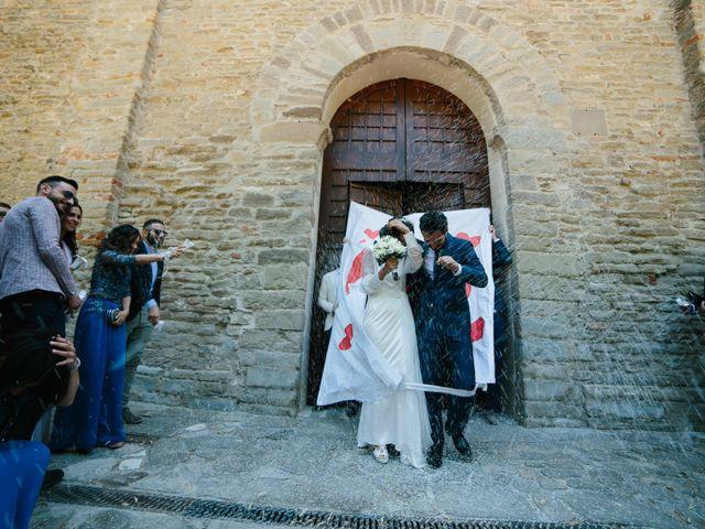 Il matrimonio di Umberto e Alice a Casola Valsenio, Ravenna 20