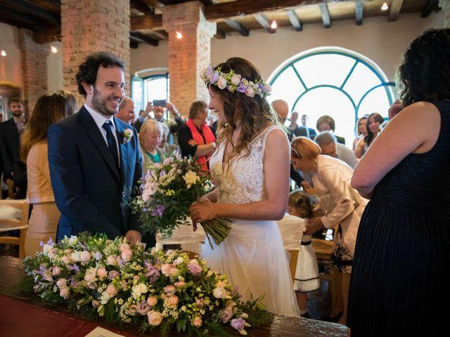 Il matrimonio di Fra e Ste a Certosa di Pavia, Pavia 22