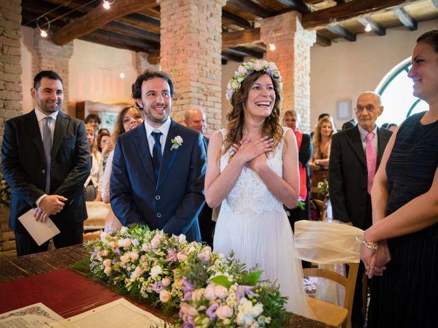 Il matrimonio di Fra e Ste a Certosa di Pavia, Pavia 23