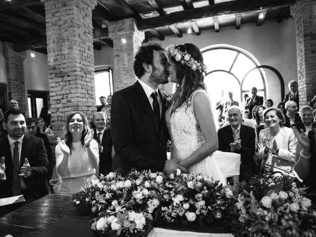 Il matrimonio di Fra e Ste a Certosa di Pavia, Pavia 24
