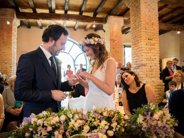 Il matrimonio di Fra e Ste a Certosa di Pavia, Pavia 25