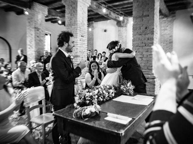 Il matrimonio di Fra e Ste a Certosa di Pavia, Pavia 27