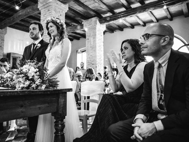Il matrimonio di Fra e Ste a Certosa di Pavia, Pavia 28