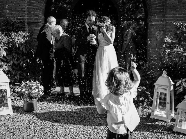 Il matrimonio di Fra e Ste a Certosa di Pavia, Pavia 29