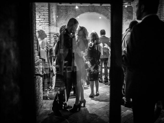 Il matrimonio di Fra e Ste a Certosa di Pavia, Pavia 43