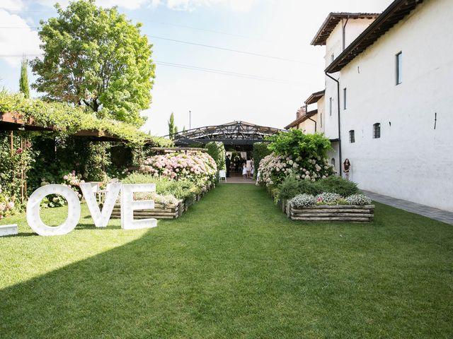 Il matrimonio di Luca e Roberta a Bergamo, Bergamo 23