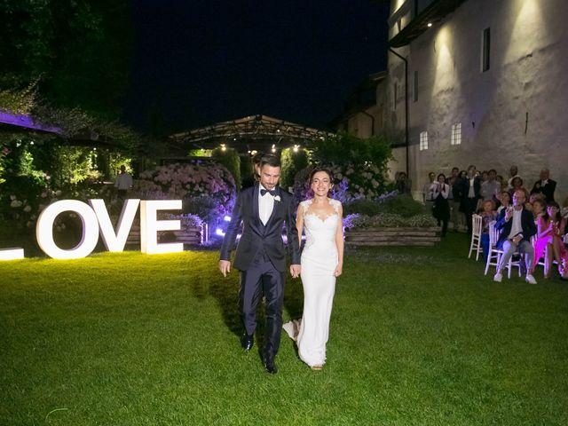 Il matrimonio di Luca e Roberta a Bergamo, Bergamo 69