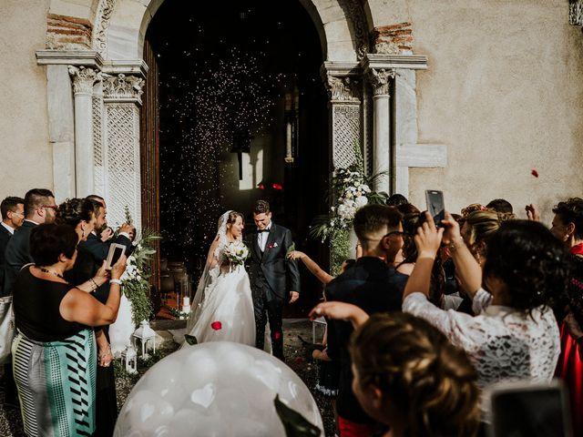le nozze di Roberta e Lillo