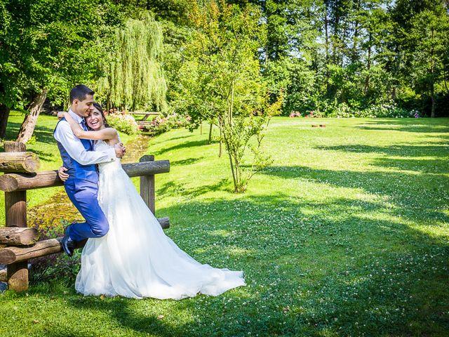Il matrimonio di Luca e Gloria a Galliate, Novara 3