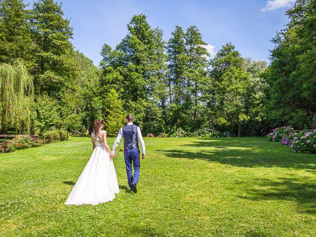 Il matrimonio di Luca e Gloria a Galliate, Novara 5