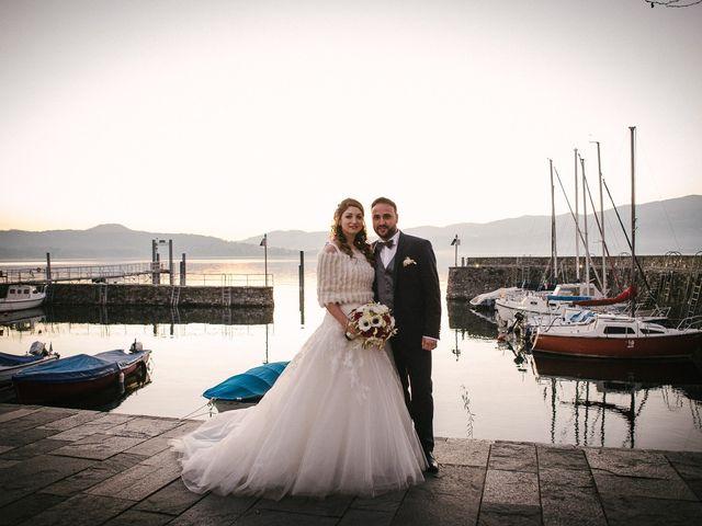 Il matrimonio di Cristian e Benedetta a Ispra, Varese 32