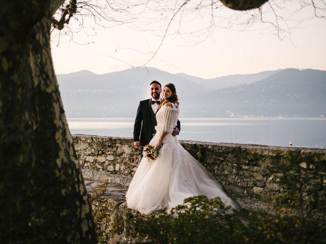 Il matrimonio di Cristian e Benedetta a Ispra, Varese 34