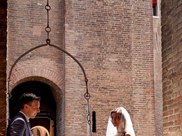 Il matrimonio di Marcello e Emma a Comacchio, Ferrara 31
