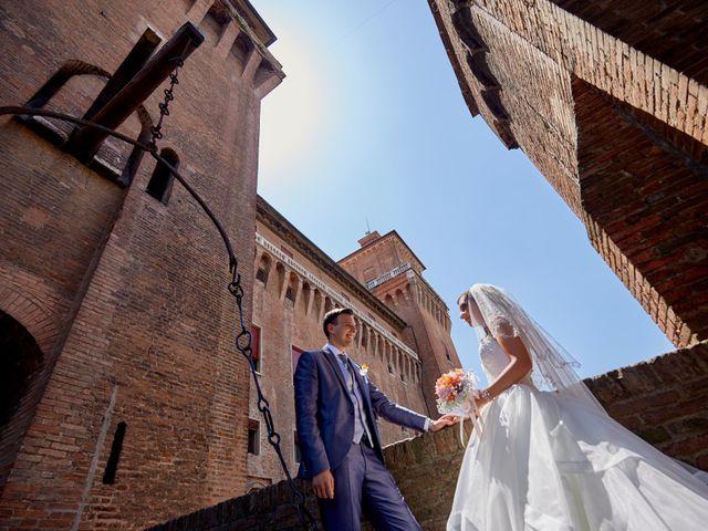 Il matrimonio di Marcello e Emma a Comacchio, Ferrara 33