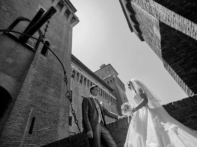Il matrimonio di Marcello e Emma a Comacchio, Ferrara 34