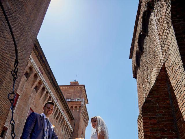 Il matrimonio di Marcello e Emma a Comacchio, Ferrara 35