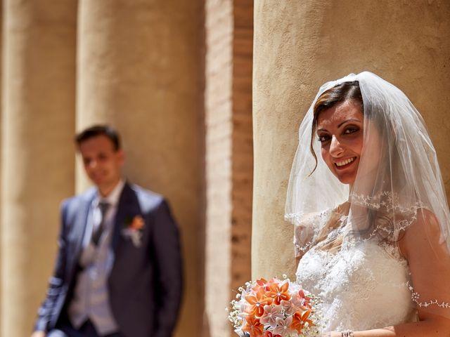 Il matrimonio di Marcello e Emma a Comacchio, Ferrara 39