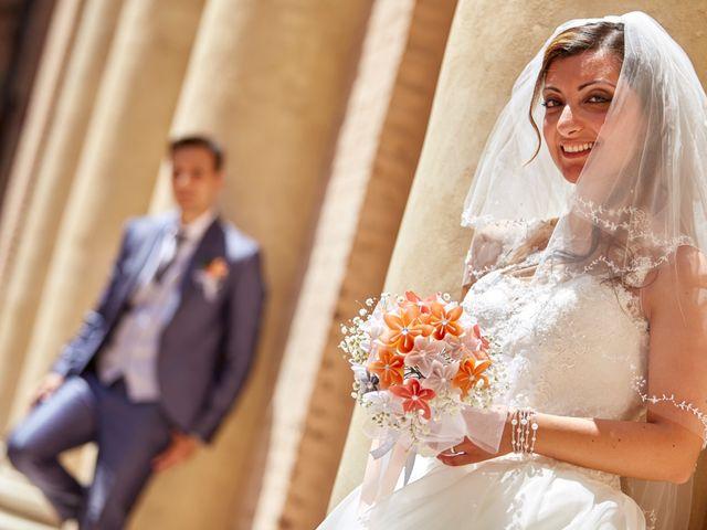 Il matrimonio di Marcello e Emma a Comacchio, Ferrara 41