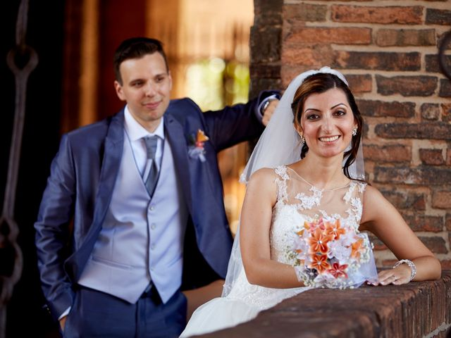 Il matrimonio di Marcello e Emma a Comacchio, Ferrara 57