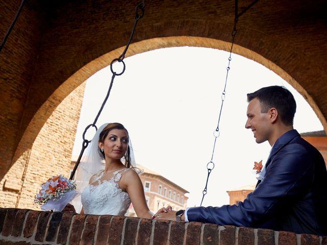 Il matrimonio di Marcello e Emma a Comacchio, Ferrara 61