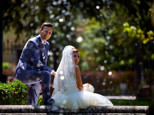 Il matrimonio di Marcello e Emma a Comacchio, Ferrara 1