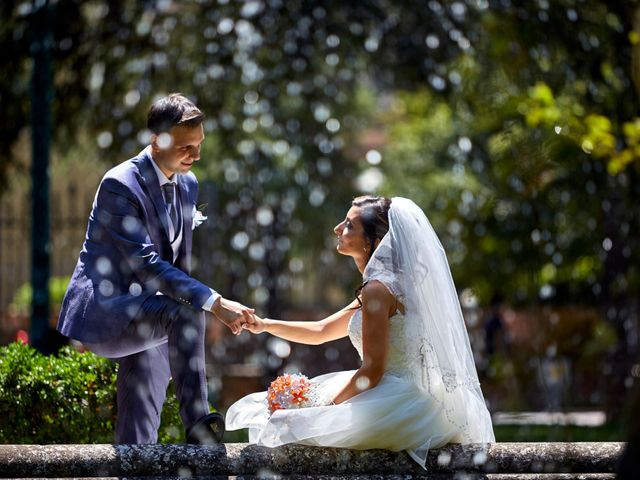 Il matrimonio di Marcello e Emma a Comacchio, Ferrara 76