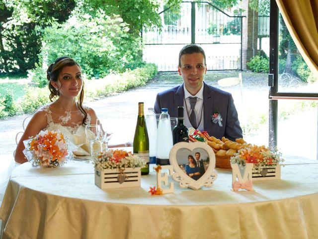 Il matrimonio di Marcello e Emma a Comacchio, Ferrara 78