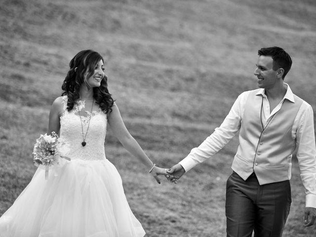 Le nozze di Emma e Marcello